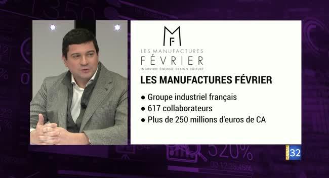 Canal 32 - Business Club de France des Entrepreneurs - Manufactures Février