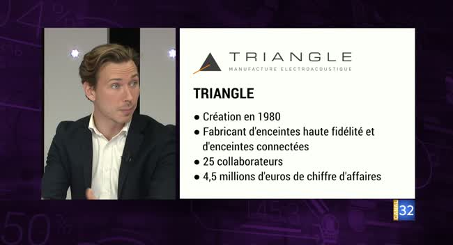 Canal 32 - Business Club de France - Triangle