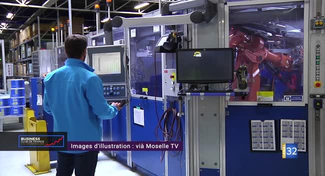 Canal 32 - Business Club - Les technologies de demain au service des PME (Gilles Babinet)
