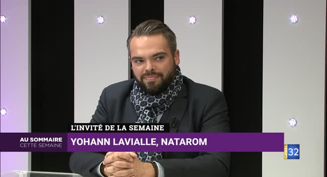 Canal 32 - Business Club de France des Entrepreneurs - Natarom