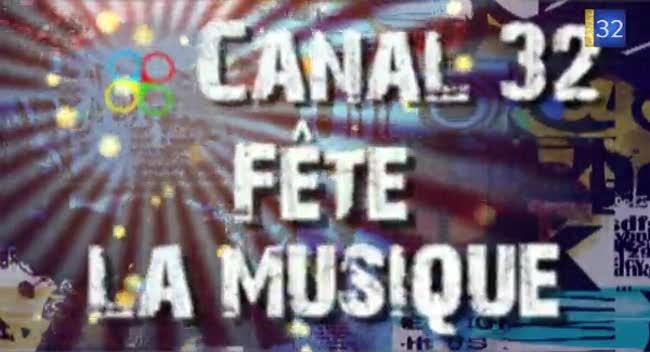 Canal 32 - Canal 32 fête la musique en direct !