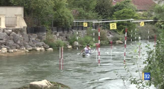 Canal 32 - Canoë-Kayak : le slalom de la Moline attire la crème de la discipline