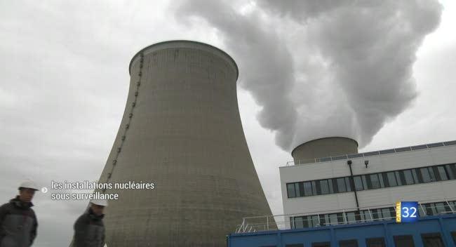 Canal 32 - Centrale nucléaire, Andra... Le bilan 2017 des installations nucléaires.