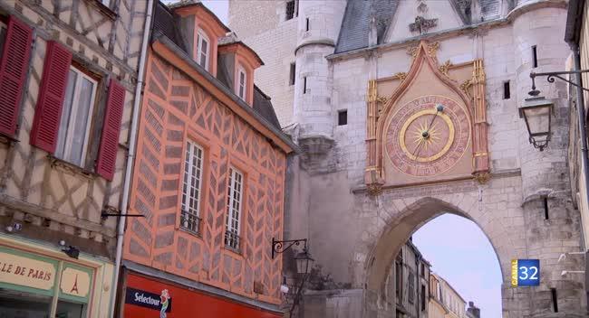Canal 32 - C'est déjà l'été à Auxerre