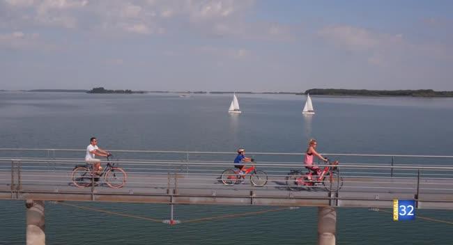 Canal 32 - C'est déjà l'été : au lac du Der !