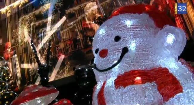 Canal 32 - C'est déjà Noël, réveillon et décoration