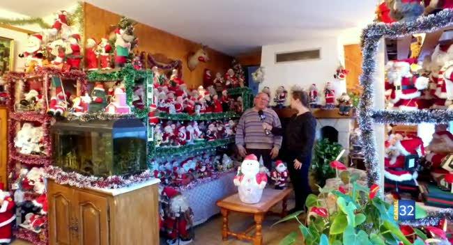 Canal 32 - C'est déjà Noël ! Les passionnés du Père Noël