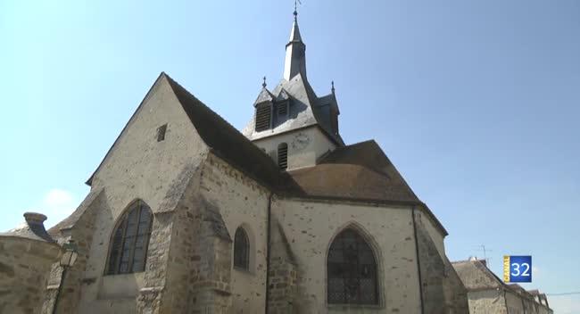 Canal 32 - Chaque jour une église à visiter dans l'Aube