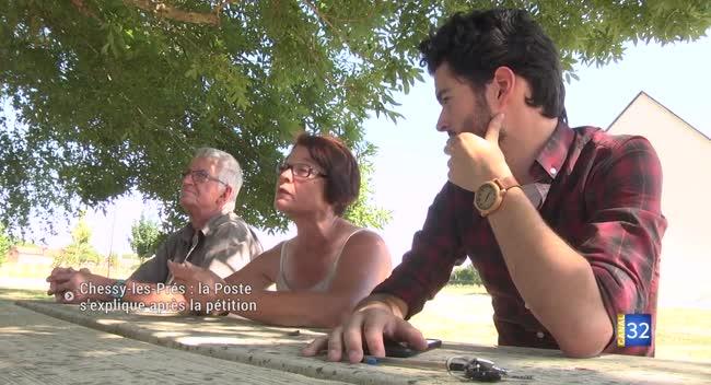 Canal 32 - Chessy-les-Prés : la Poste s'explique après la petition