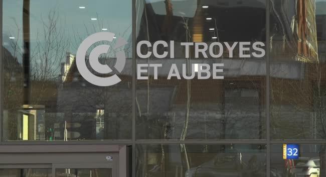 Canal 32 - Chronique CCI : Aube Développement intègre l'agence économique BSC