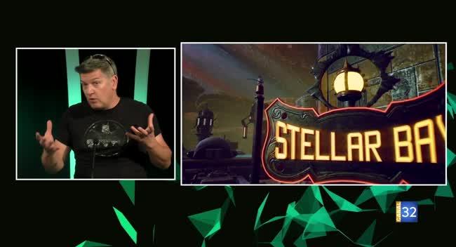 Canal 32 - Chronique jeux vidéo : retour sur l'E3 de Los Angeles avec Brice