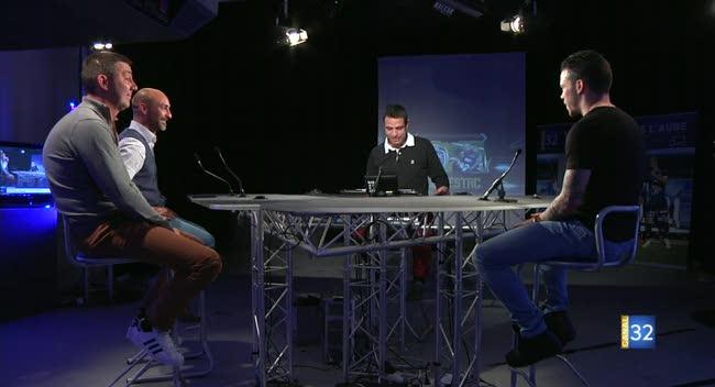Canal 32 - Club Estac avec Bryan Pelé (2ème partie)