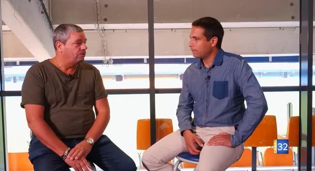 Canal 32 - Club Estac avec Daniel Masoni, le président de l'Estac