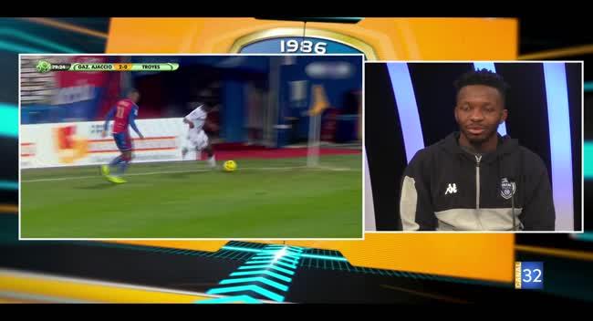 Canal 32 - Club Estac avec Jérémy Cordoval (2ème partie)