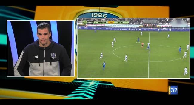 Canal 32 - Club Estac avec Jimmy Giraudon (2ème partie)