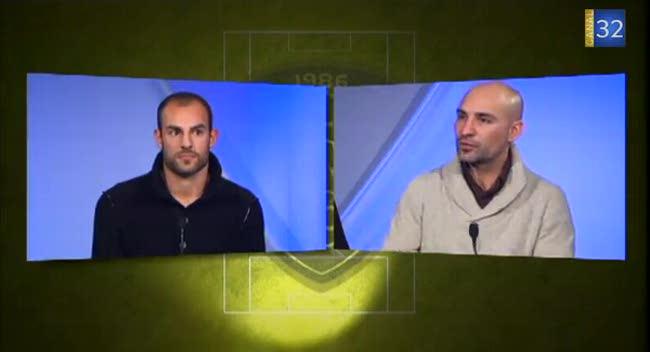 Canal 32 - Club Estac avec Matthieu Dreyer