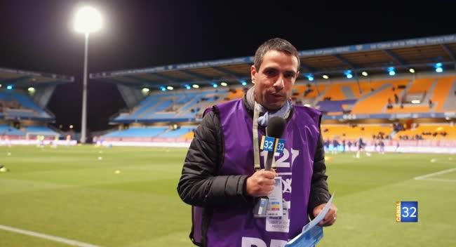 Canal 32 - Club Estac : dans les coulisses d'un match de Ligue 2