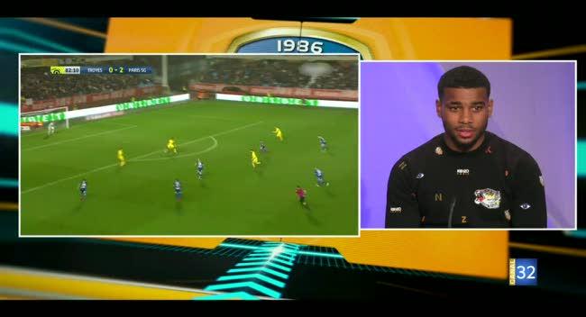 Canal 32 - Club Estac : Samuel Grandsir