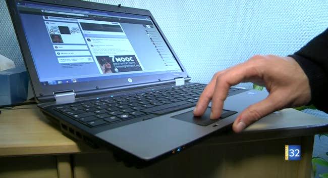 Canal 32 - Département : conseil et prévention auprès des jeunes grâce au Net