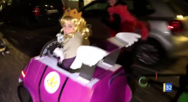 Canal 32 - Corrida de Noël : découvrez Princesse et Super Mario !