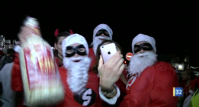 Canal 32 - Plus de 1700 coureurs pour la Corrida de Noël