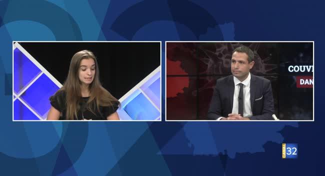 Canal 32 - Couvre-feu dans l'Aube : notre édition spéciale du JT