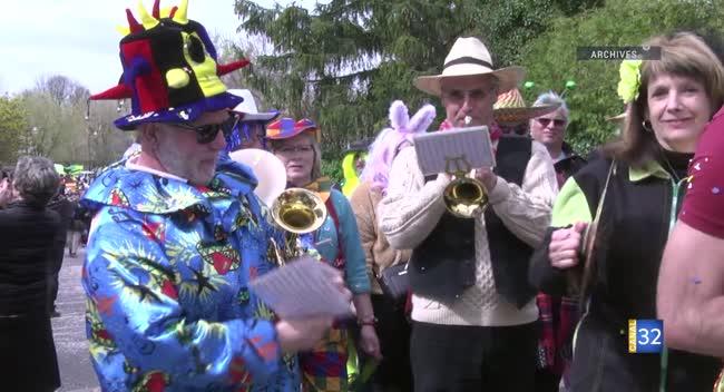Canal 32 - Creney-près-Troyes : un carnaval à la maison pour la 36ème édition