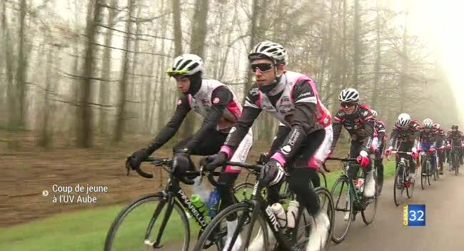Canal 32 - Cyclisme : une cure de jouvence pour l'UV Aube