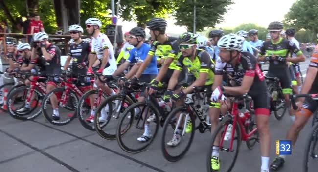 Canal 32 - Cyclisme : Garbet enlève la 46ème nocturne de Bar-sur-Aube