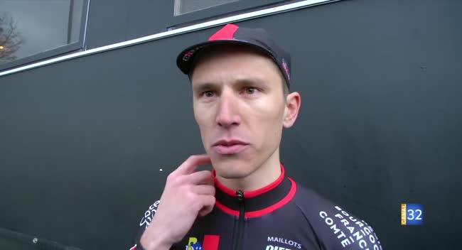 Canal 32 - Cyclisme : l'Aubois Jérémy Cabot remporte le Paris-Troyes