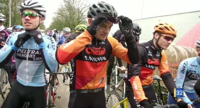 Canal 32 - Cyclo-cross : Chainel et Mourey animent l'épreuve troyenne