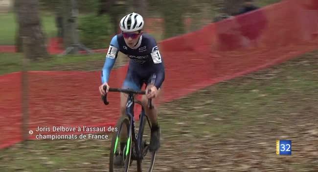 Canal 32 - Cyclo-Cross : Joris Delbove à l'assaut des Championnats de France