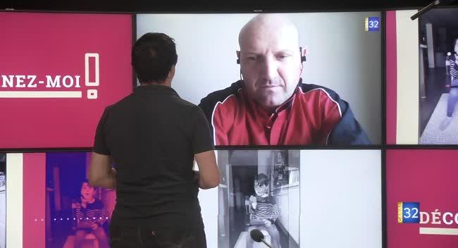 Canal 32 - Déconfinez-moi ! avec Sébastien Varoumas, l'entraîneur du SUMA
