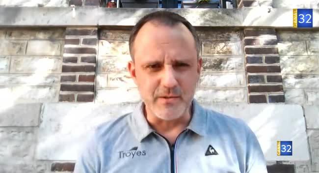 Canal 32 - Déconfinez-moi ! avec Frédéric Serra, maire adjoint de Troyes chargé des sports
