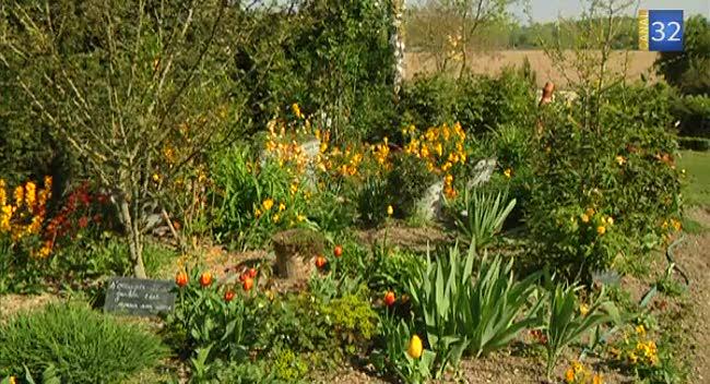 Canal 32 - Spéciale Jardins : Des jardins aubois à découvrir