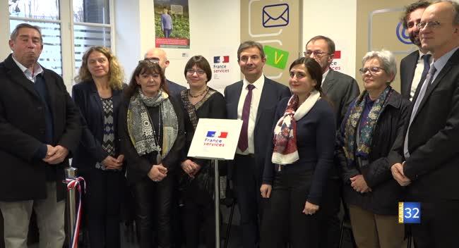Canal 32 - Des Maisons France Services pour réaliser ses démarches administratives