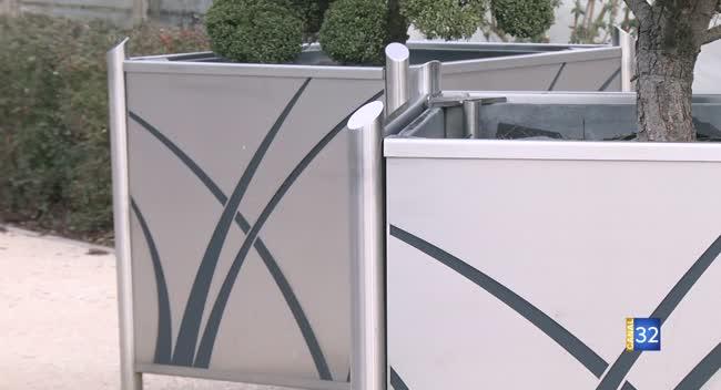 Canal 32 - Design Espaces : quand une PME auboise crée sa propre marque de mobilier urbain