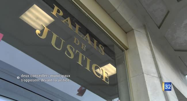Canal 32 - Deux élus municipaux devant la justice pour provocation à la discrimination raciale