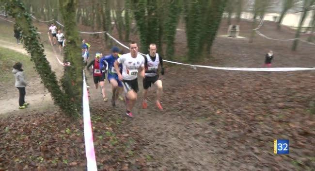 Canal 32 - Dhainaut et Portier sacrés aux championnats de l'Aube de cross !
