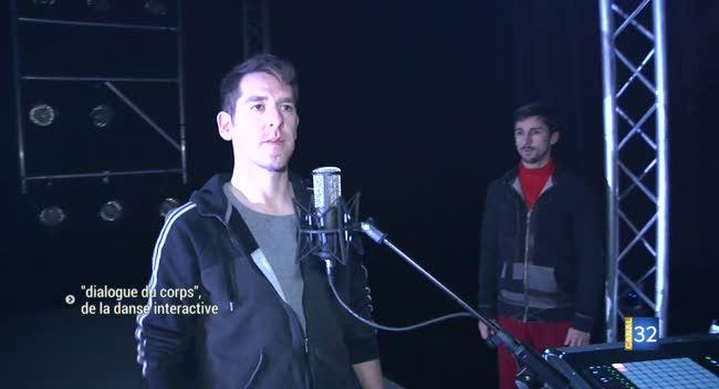 Canal 32 - Dialogue du corps : un spectacle de danse interactif