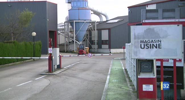 Canal 32 - Dienville : l'avenir des 128 salariés de la SCIAE toujours en suspens