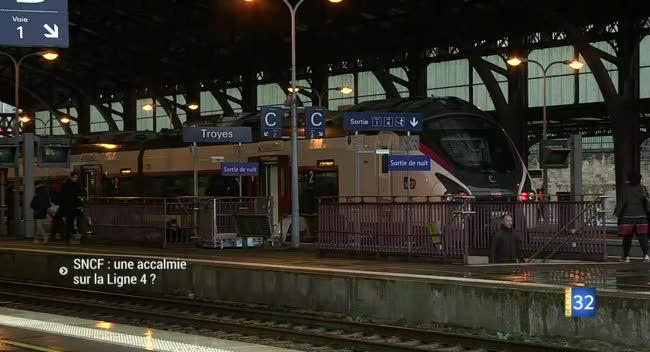 Canal 32 - Difficultés sur la Ligne 4 : la Région tente de calmer le jeu