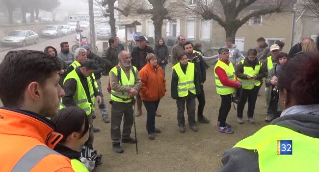 Canal 32 - Verpillières-sur-Ource : Mirella toujours portée disparue