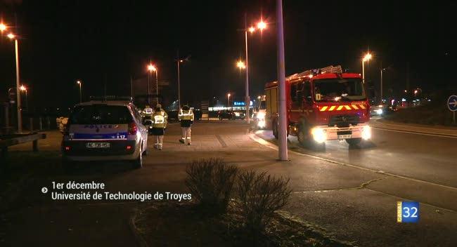 Canal 32 - Document : dans les coulisses de l'exercice attentat terroriste dans l'Aube.
