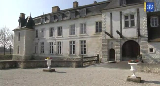 Canal 32 - Droupt-Saint-Basle : le château est à vendre
