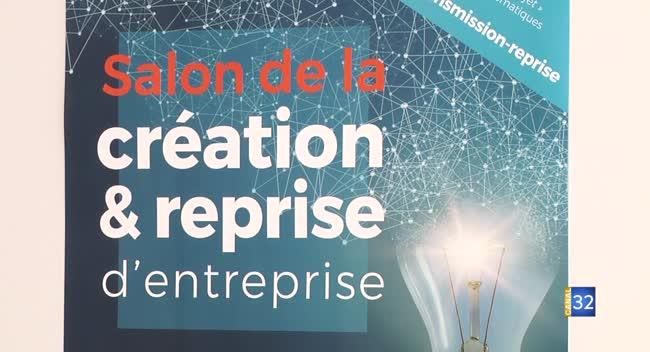 Canal 32 - Entrepreneurs en devenir : vous avez rendez-vous vendredi à l'Espace Argence !