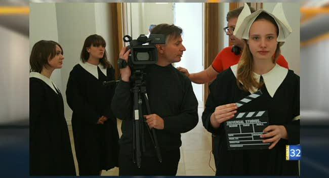 Canal 32 - Mag Etudiant : un docu-fiction historique sur Romilly