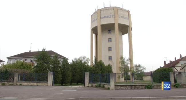 Canal 32 - Réussites : le château d'eau de la CCI à la Chapelle Saint-Luc