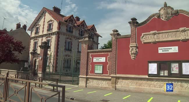 Canal 32 - Du côté du XIXème : l'école Gambetta de Romilly-sur-Seine