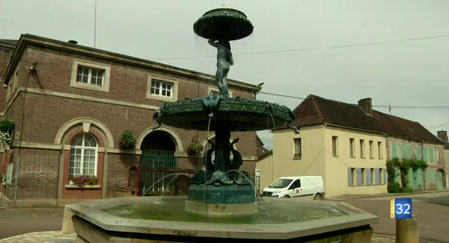 Canal 32 - Du côté du 19 ème - la fontaine Saint Bouin